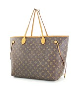 Authentic LOUIS VUITTON Neverfull GM Monogram Tote Bag Purse #33581 - $949.00