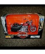 Harley Davidson Diecast 1999 FLSTS Heritage Springer Series 6 Maisto  - $11.87
