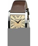 Armani AR2019 Emporio Armani Classic Ladies Watch AR2019 - £93.97 GBP