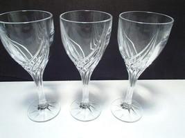 3 Lenox Debut Wine Glasses - $33.95