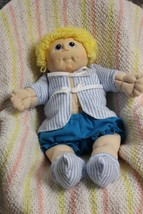 Handmade Cabbage Patch Small Baby Doll CPP-01 - $39.60