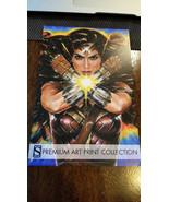2017 SDCC COMIC CON EXCLUSIVE SIDESHOW DC WONDER WOMAN BEAUTIFUL PROMO C... - $11.87