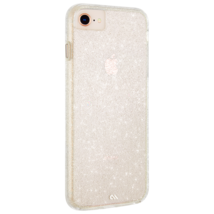CASEMATE NAKED TOUGH SHEER GLAM DUAL LAYER SLIM CASE FOR IPHONE 8 7 and ... - $14.95