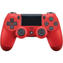 Sony 3001549 DUALSHOCK4 Wireless Controller (Magma Red) for PlayStation4 - $82.21