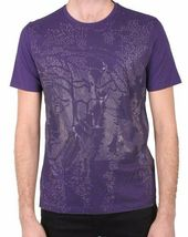 Versace Collection All Over Studded Men's Tee NWT image 6