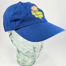 Vintage Hubba Bubba Bubble Tape Gum Promo Strapback Hat Blue Ball Cap - $27.90