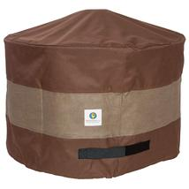 Round Fire Pit Cover, 36-Inch - $38.33