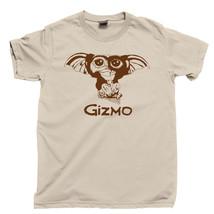 Gizmo T Shirt, Mogwai Gremlins 80s Comedy Horror Movies Men's Cotton Tee Shirt - $13.99+
