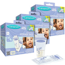 Pre-Sterilized Breastmilk Storage Bags Bundle with Double-Sealed Gusset ... - $66.30
