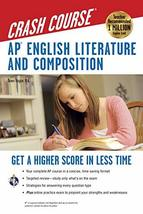 AP® English Literature & Composition Crash Course Book + Online: Get a H... - $3.44