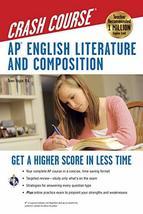 AP® English Literature & Composition Crash Course Book + Online: Get a H... - $3.44
