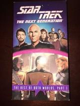 Star Trek ~ il Next Generation ~ Migliore di Entrambi Worlds,Parte i ~Ep... - $4.89