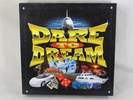 Dare to Dream 2001 Board Game Jubilee Enterprises 100% Complete New Open Box - $22.65