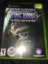 Peter Jackson's King Kong: The Official Game of the Movie (Microsoft Xbo... - $7.91