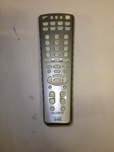 Original Sony RM-VL900 Universal Remote Control (bc1) - $9.49
