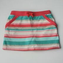 Gymboree Snowflake Glamour Stripe Fleece Skort Skirt size 6 - $12.99