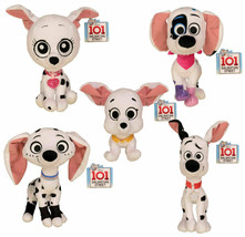"Disney 101 Dalmations Destiny, Dolly, Dylan, Dorothy, DaVinci 10""/25cm P... - $28.14"