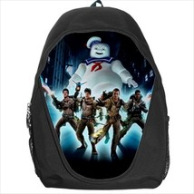 backpack bookbag  ghostbusters marshmallow - $41.00