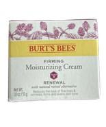 Burt's Bees Firming Moisturizing Cream Renewal-Wrinkle Reducer-Fine Line... - $13.83