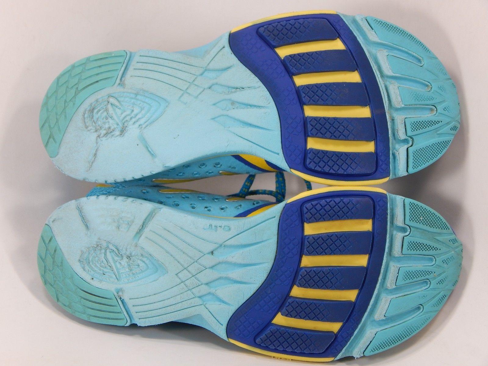 Newton Distance S III Size US 7 M (B) EU 38 Women's Running Shoes Blue W000814