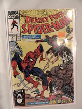 #1 The Deadly Foes of Spider-Man 1991  Marvel Comics C177 - $3.99
