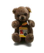 "STEIFF Manschli Buddha Bear # 0310/19 Brown Mohair 7"" West Germany Ca. 1... - $56.06"