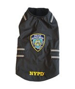 Royal Animals 13Z1007R NYPD Dog Vest with Reflective Stripes (Large) - $24.89