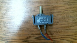 #1775 Maytag Washer Switch 6 2093420 - FREE SHIPPING!! - $10.35