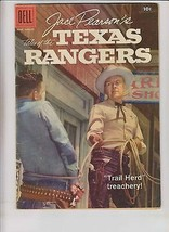 Jace Pearson's Tales of the Texas Rangers #20 FN- august 1958 - silver a... - $17.99