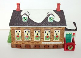 Department 56 Stoney Brook Town Hall New England Village Series Heritage... - $34.95