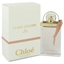 Chloe love Story 2.5 Oz Eau De Toilette Spray image 3