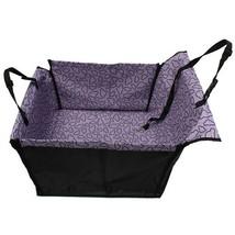 Pet Dog Cat Car Rear Back Seat Cover Mat Protector Hammock Car Seat Cushion - $27.99