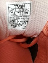 ASICS GT 1000 Womens SIZE 7.5 Vibrant Peach Running Shoes Sneakers T7A9N image 8