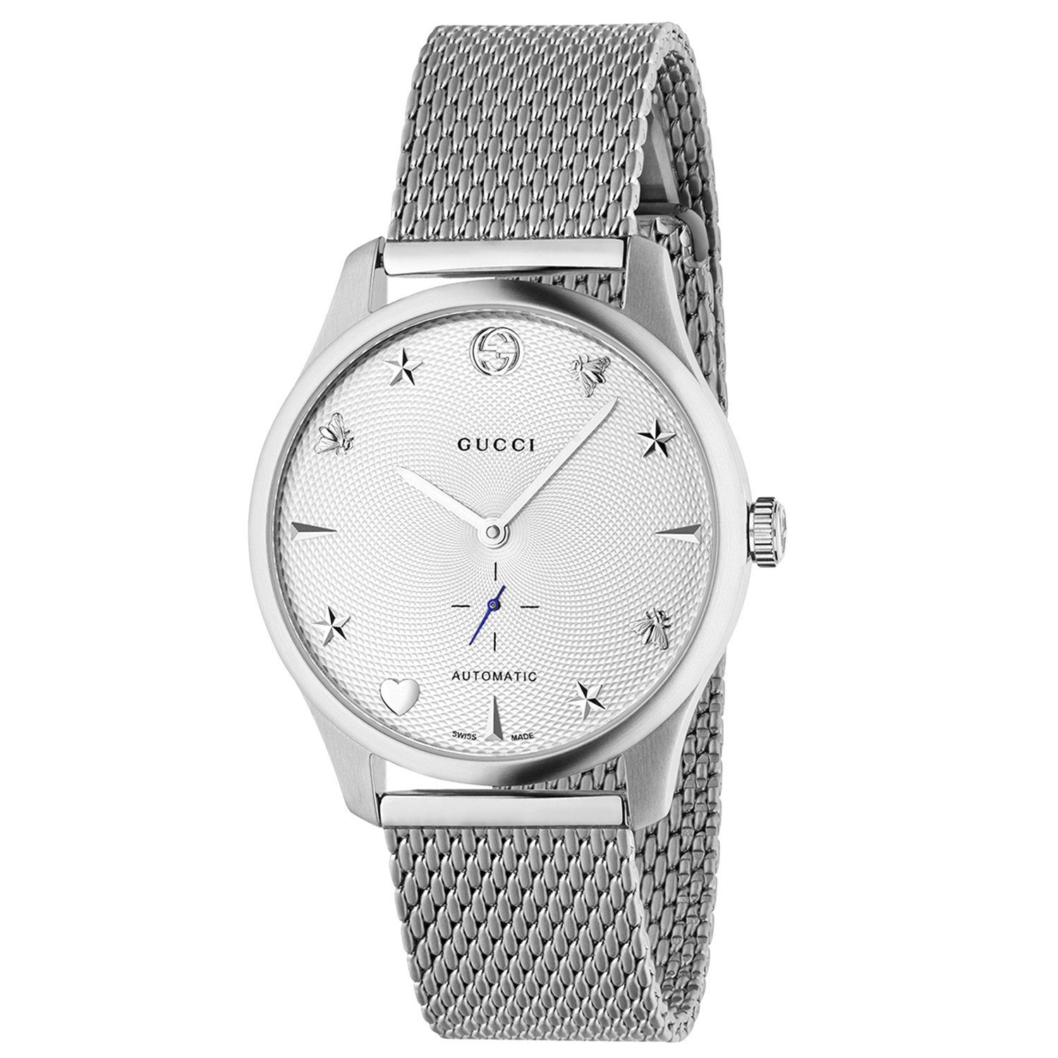 87616e5acb0 Gucci Men s G-Timeless Watch (YA126330) and 50 similar items