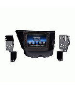 DIRECT PLUG AND PLAY IN DASH GPS BLUETOOTH MP3 DVD RADIO FOR HYUNDAI VEL... - $395.99