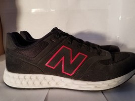 67cac87963cc5 New Balance Men's 574 Fresh Foam Black Running Shoe Not for Resale
