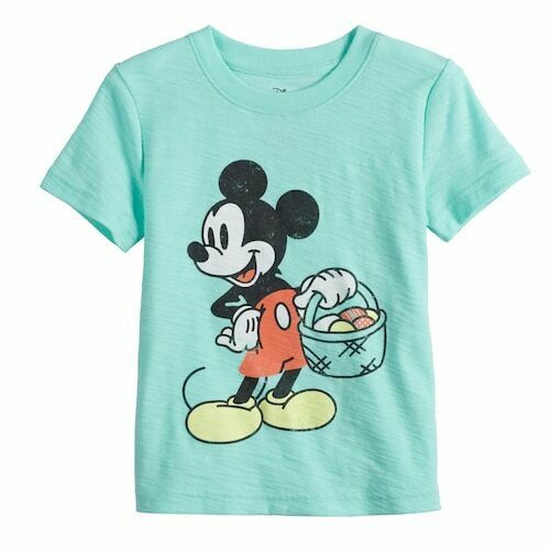 Disney's Mickie Mouse toddler size 18M Easter Graphic Tee by Jumping Beans - $10.00