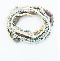 Crystal Charm Beads Bracelets For Women Girls Boho Wedding Jewelry Love Gifts Re - $10.80