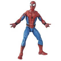 Marvel Legends Spider-Man Homecoming Movie Spider-Man Action Figure (Bui... - $27.02