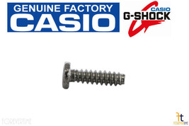 Casio 72075450 Original Stainless Steel Case Back Screw QTY 1 G-9200 GW-... - $10.95