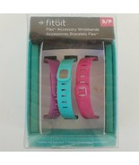 Fitbit Flex Accessory Wristbands Violet/Pink/Teal Small/Petit - $6.17