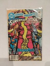 DC COMICS PRESENTS #61: SUPERMAN & O.M.A.C.- SIGNED GEORGE PEREZ - FREE ... - $23.38
