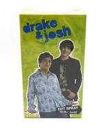 Nickelodeon Drake & Josh EDT spray 3.4 oz / 100 Ml New & Sealed - $35.63