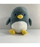 Kohls Cares Plush Penguin on Vacation Gray Baby Stuffed Animal Soft Toy ... - $11.88