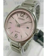 Women's Citizen Eco-Drive Watch FE6100-59X Jewelry Wristwatch Read Descr... - $75.99