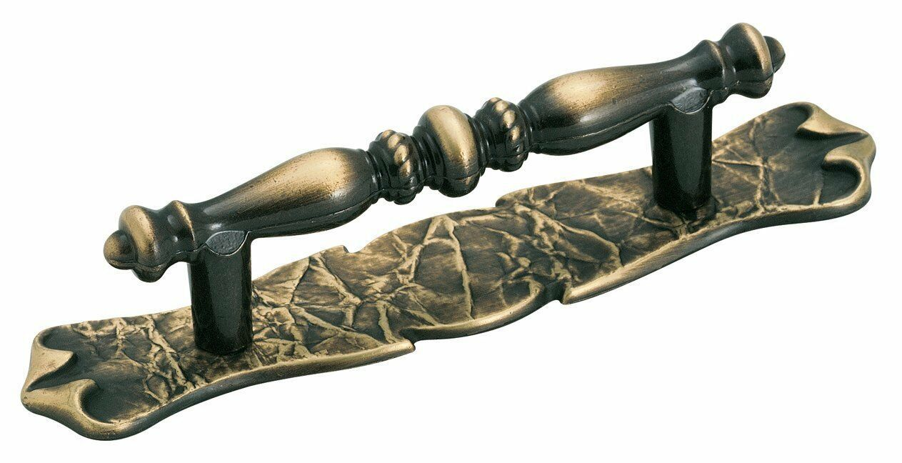 Amerock BP176C-AE Antique English Pull with Backplate lot of 10 - $51.48
