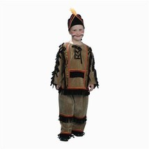 Dress Up America Deluxe Indian Boy Costume Set, Small 4-6 - $19.79