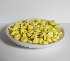 Corn Dinner Side on a Dish Perfect for 18 Inch American Girl Dolls - $12.99