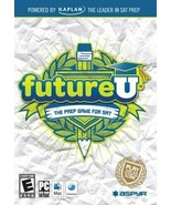 FutureU The Prep Game for SAT by Kaplan Video Game for PC & MAC NEW SEALED  - $8.88