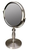 Floxite Fl-15v 15 Extra Strong 15x/1x Supervision Vanity Mirror, Brushed... - $53.80